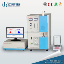 combustion carbon sulfur determinator/CS995 carbon sulphur analyzer