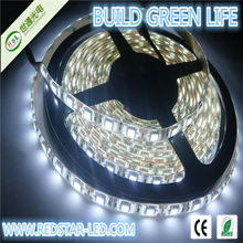 hot sell led strip self adhesive for outdoor lighting smd5050 led ribbon