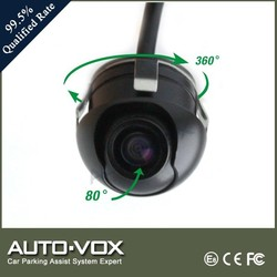 CE certificate 480TVL 360 degree car camera