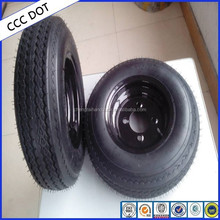 400-8, 480-8 , 480-12 Trailer Tire with DOT/E4 Certification