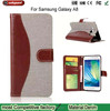 Best Phone case for samsung galaxy A8 PU leather case with card slots,Case For Samsung A8