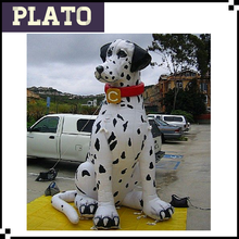 Outdoor advertising inflatable dalmatians/dog/cartoon