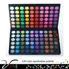 120 color gorgeous eye shadow palette permanent make-up machine