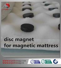disc magnet for magnetic mattress