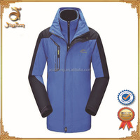 Special Price 2015 Winter Men's Waterproof Hiking Jacket Plus Size Breathable Climbing Jacket