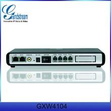 Grandstream 4 FXO Enterprise Gateway GXW4104 VOIP Product