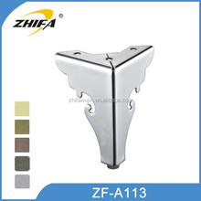 High quality plastic chair feet for metal chairs furniture feet units