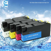 High quality compatible Ink cartridge for LM210 use in Office Edge Pro4000c printer