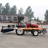 Hot selling 40-65HP Tractor with Front snow blade and Rear Snow Sweeper
