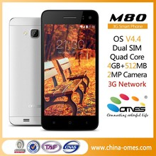 Android 4.4 GSM 3G WCDMA 900/2100mhz Dual SIM 2015 super slim mobile phone with price