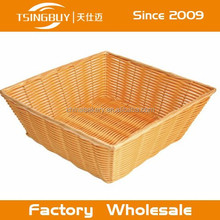 China factory direct wholesale Bread displaying customized size fruit and vegetable storage basket