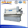 China factory sale cnc hydraulic press brake used price, plate bending machine