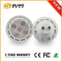 CE ROHS SMD 5W GU10 MR16 led spotlight