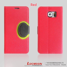 Cross Vein Flip Diary Case for Iphone 5 5s Iphone 6 Iphone 6 plus
