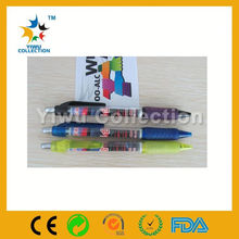 wholesale banner pen,paper roll pen,fancy style banner pen