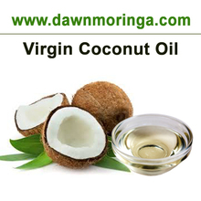 100% Pure and Natural Cold Pressed Virgin Coconut Oil
