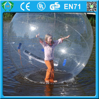 HI crazy Popular inflatable balls ride,water walking ball