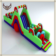 Huayu Water Giant Adult Inflatable Obstacle Course for Sale