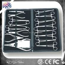 ad alta prestazione di costo della sterile monouso intaglio forcipe strumenti di body piercing