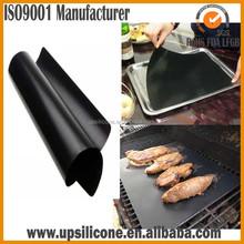 2015 new Fire retardant bbq grill mat barbecue mat