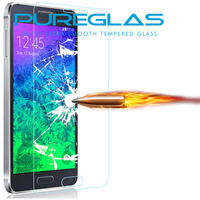 For galaxy A7 anti-peek tempered glass screen protector, pureglas privacy screen guard
