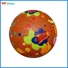 New exercise competitive 1 hot sale rubber content basketball