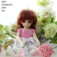 6-7 inch size doll wig