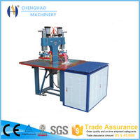 Large Auto cushion embossing High frequency Stamping machine,China Manufacture .