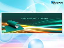 Best quality negative CTCP plate