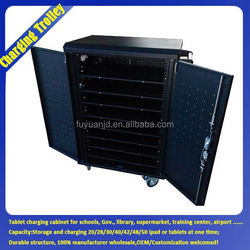 Small Trolley Bag Laptop Secure Storage & Charging ?Cabinet Cart High Quality & Low Cost Charging Trolley