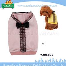Advertising high quality girl dog apparel