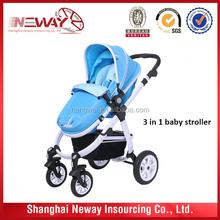 Nuevo diseño del cochecito de bebé cochecito de bebé moderno