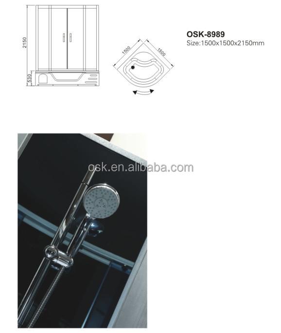 Wandelen in bad douche combinatie douche badkamer met douche cabine doucheruimtes product id - Model badkamer douche ...