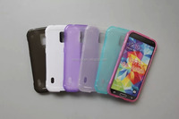 Glossy Soft Gel TPU Silicon Skin Case Cover for Samsung Galaxy S5 Active G870 Case