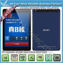 7.9 inch cube talk79 octa core sex video 3g mobile phone tablet pc by dhl