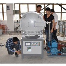 high temperature heating advanced vacuum furnace