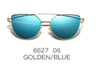 6627 gold blue