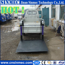 Economic hydraulic tailgate lift for truck OEM made