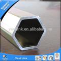 confiable de acero hexagonal tubo proveedor en china