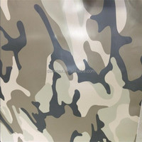 High stretchable venture shield car full body camouflage paper