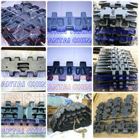 KOBELCO P&H7065 Track shoe for Crawler Crane