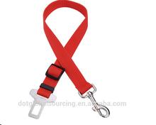 Wholesale New Mutifunctions Portable Durable Pet Dog Car Travel Safety Clip Leash Seat Belt