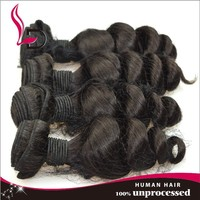100% brazilian hair extension for black women remy hair china supply wholesale virgin hair