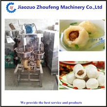 2015 Hot sale Fish meat ball,Chicken meat ball,Shrimp meat ball forming machine