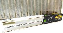 Pre rolled cigarette cones 36boxes X 12pcs premium quality paper