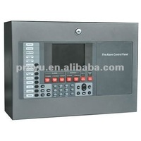 2015 Newest 1 loops 200 addresses Addressable Fire Alarm Control Panel PY-CFT-MN/300/200