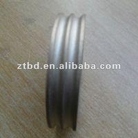 double groove grinding wheel