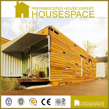 Latest Designed Luxury Decorated Wooden Prefab House Best Price