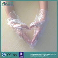 health products colored medical gloves hair drying glove