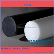 Plastic Manufacturer 100% Virgin Material Round POM Rods